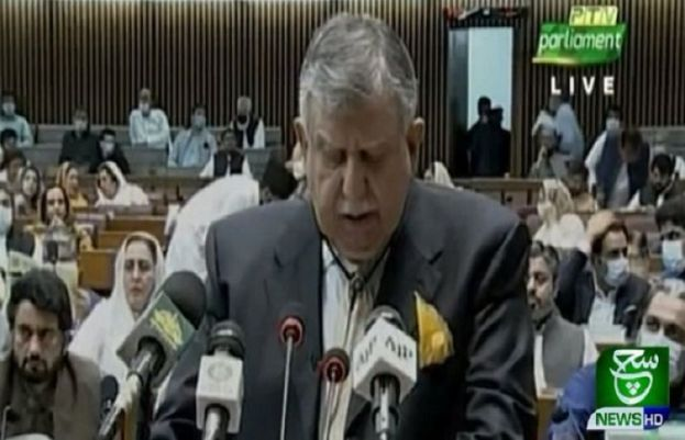 Budget 2021-22 session begins at National Assembly