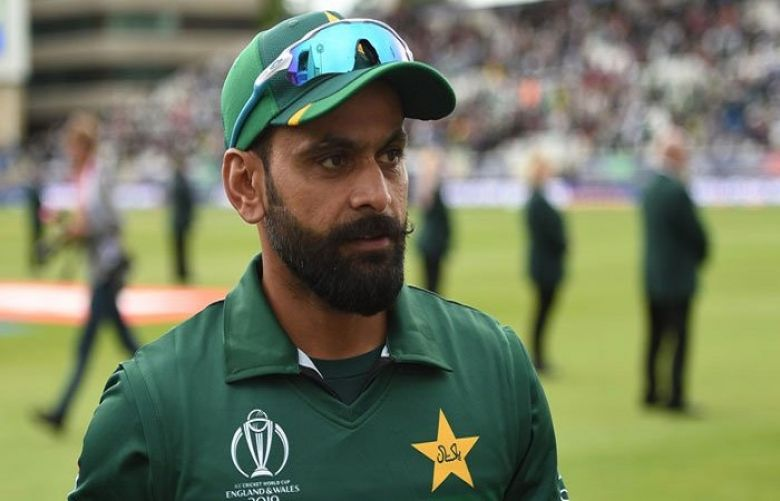 Senior all-rounder and former Pakistan captain Mohammad Hafeez