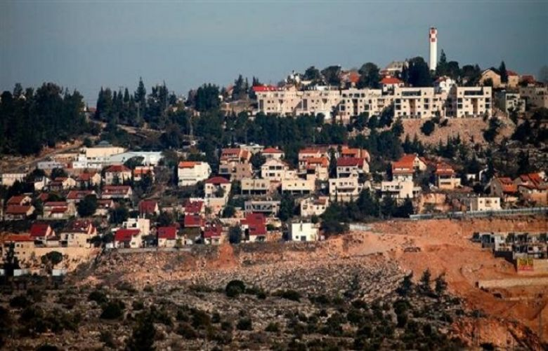Israel confiscates more Palestinian land for settlement expansion in West Bank