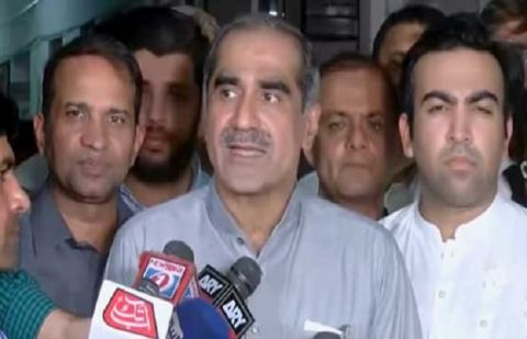 I believe that PML-N will win the election with huge majority: Saad Rafique