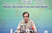 Govt plans no curb on PDM rally in Lahore: Shibli Faraz