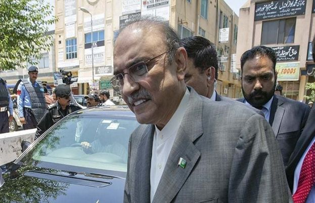 People Party will form next government in country: Asif Ali Zardari