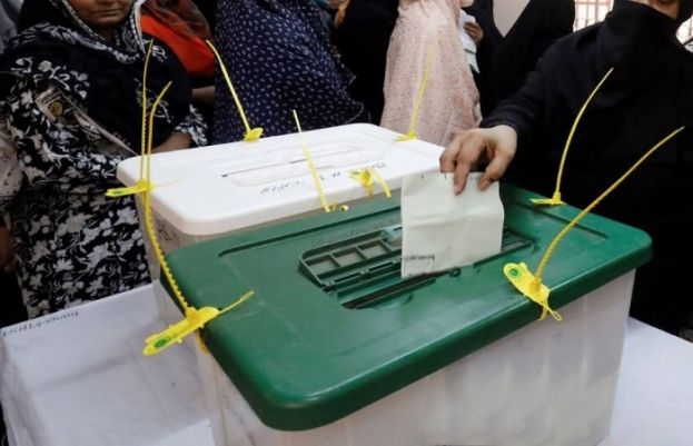 Voting for PP-84 Khushab by-election gets underway