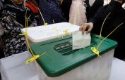 PML-N in the lead in PP-84 Khushab by-election, early, unofficial results show