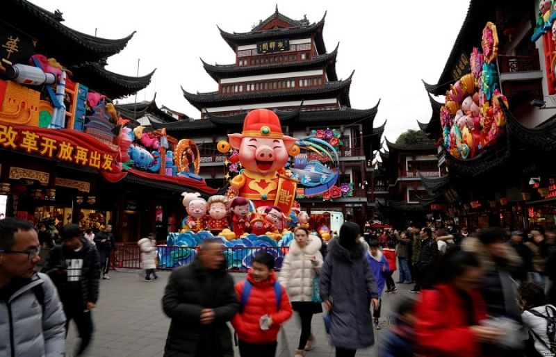 Slowing Economy Hangs Over Chinese New Year Holiday - SUCH TV