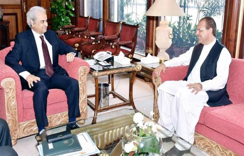 PM reaffirms Pakistan's support for Afghan-owned, Afghan-led peace process