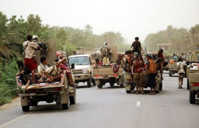 Saudi-led Coalition Forces Seize Control Of Key Yemen Airport