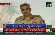 Pakistan has left no stone unturned in raising Kashmiris' plight: DG ISPR