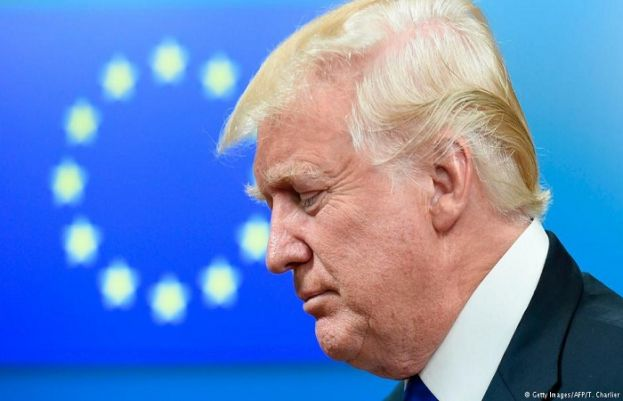Donald Trump: 'Nobody treats us much worse than the EU'