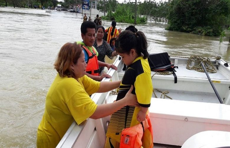 Thailand – Floods in South Leave 21 Dead, Over 1 Million Affected