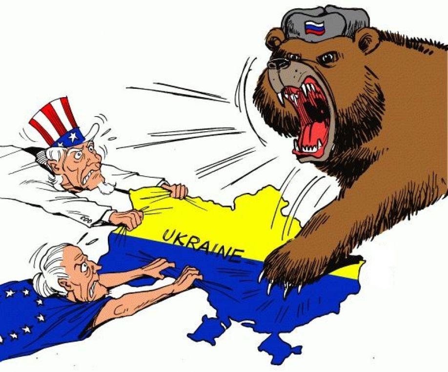 Что будет делать россия по отношению к украине