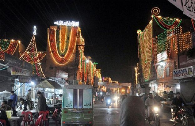 Sindh announced a public holiday on 12th Rabi ul Awal, falling on October 19