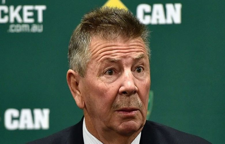 Australia's chairman of selectors Rod Marsh