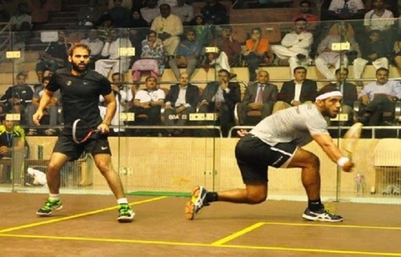 National Men's Squash Championship in Peshawar