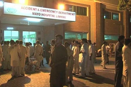 Lahore: 11 killed after taking toxic medicine