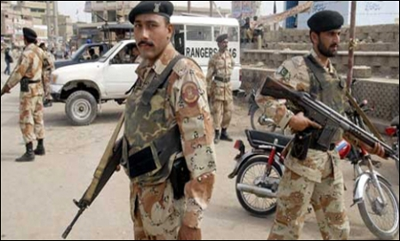 Karachi: Several suspects involved in violence arrested