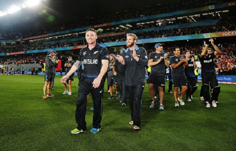 New Zealand, win from South Africa