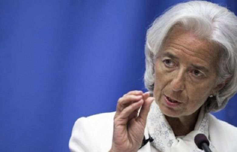 IMF chief urges Arab states to slash spending