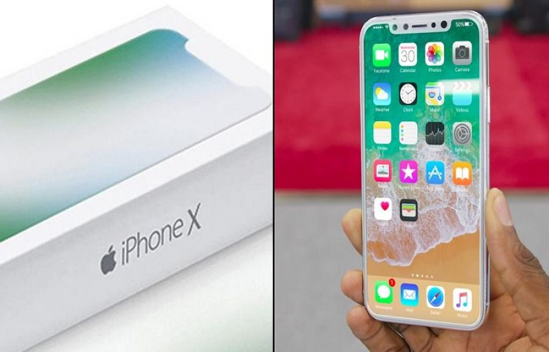 IPHONE X DELIVERY