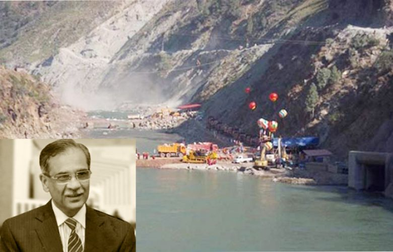 Chief Justice lashes out at dam critics