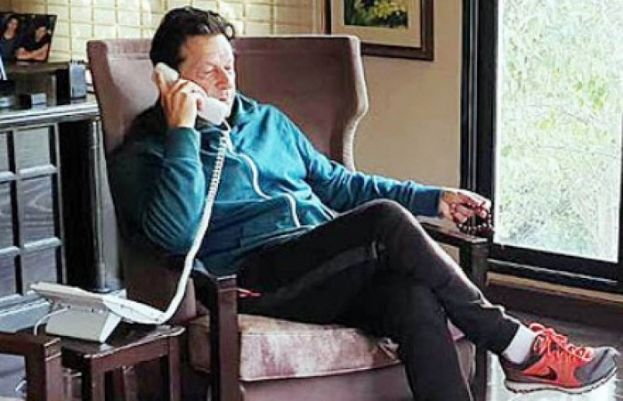 PM Imran to directly interact with public via telephone on May 30