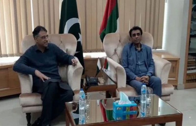 PTI, MQM-P agree to hold early census in Karachi meeting – SUCH TV