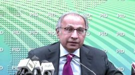 Results of government's difficult decisions now showing: Hafeez Sheikh