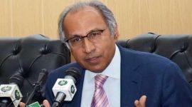 National economy is back on track: Finance Adviser Hafeez