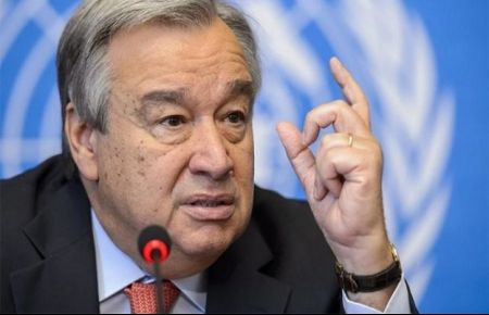 Climate change has brought globe to brink of an abyss: UN chief
