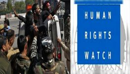 HRW urges Indian govt to immediately release detained people in IoK