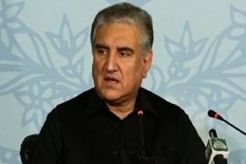 Pakistan, Turkey, Azerbaijan agree to 'resolve global issues in line with int'l law': Qureshi