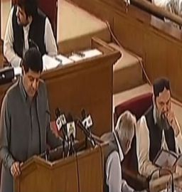 Balochistan govt unveils Rs584 bln budget for new fiscal year