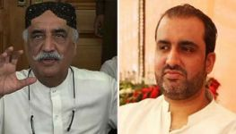 Syed Khursheed Shah, son released on parole to attend funeral