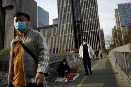 China sees rises in new coronavirus cases