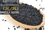 Impressive Health Benefits of Kalonji (Nigella Seeds)