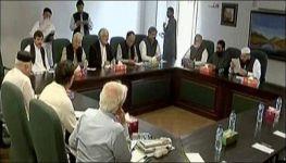 Opposition's Rehbar committee meeting today
