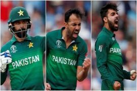 Hafeez, Wahab, Shadab test negative for COVID-19
