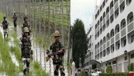 Indian ceasefire violations: Pakistan record protest with Indian deputy high commissioner