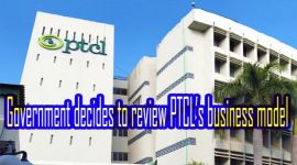 Govt decides to review business model of PTCL