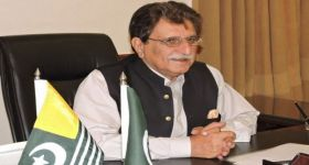Indian forces use the banned cluster bombs: PM AJK