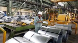 Iran's steel exports soar 93% in Jan. after stiffer US sanctions