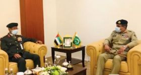 Pakistan, UAE discuss bilateral cooperation during official visit by CJCSC Gen Nadeem Raza