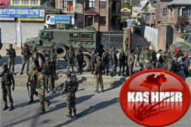 Curfew, communication blockade enters 13th day in IOK