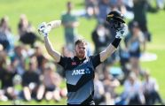 Phillips blasts fastest T20 century for NZ