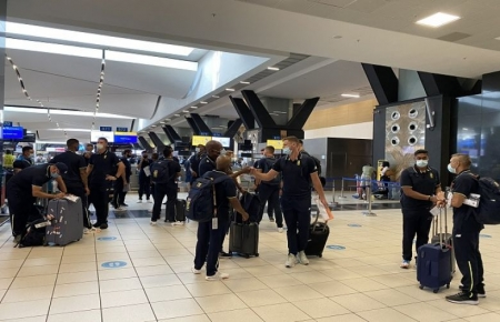 Pak vs SA: Proteas arrives in karachi after 14 years