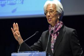 Christine Lagarde resigns as Managing Director Of IMF