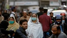 Pakistan reports 140 deaths from COVID in past 24 hours