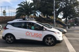 Cruise allowed to drive empty cars in United States