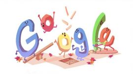 Celebrating Children's Day with a Doodle: Google