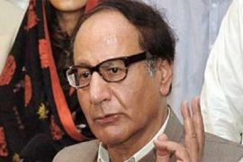 Ch Shujaat Hussain criticizes Nawaz Shareef's speech at All Parties Conference